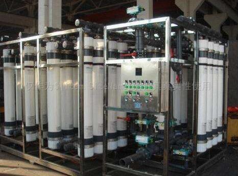超滤膜技术在环保工程水处理中的应用
