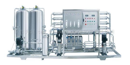 如何停运保护反渗透净水设备
