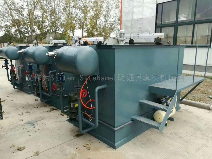 一體化污水處理設備的特征及日常維護