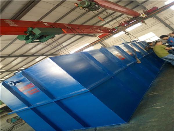 榨菜生产废水处理设备工艺设计