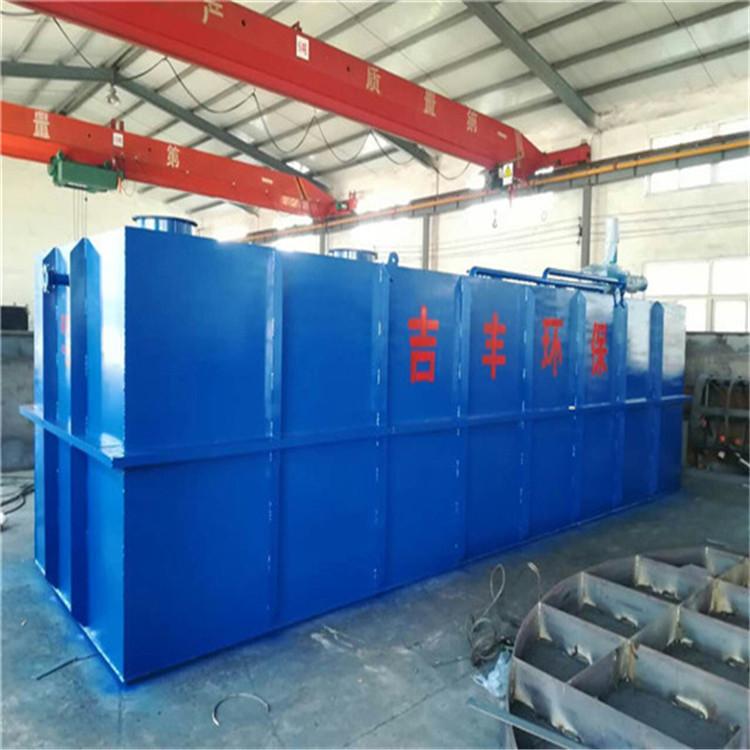 多方面考虑污水处理设备的安装和定位
