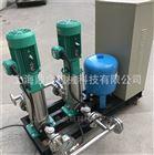德国威乐MVI206变频泵安徽六安直销一控二高区变频给水设备
