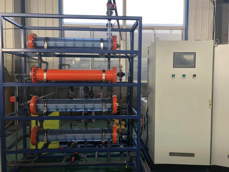 新疆水厂消毒次氯酸钠发生器项目运行案例