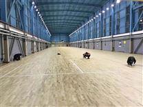 永州室内羽毛球馆运动木地板价钱
