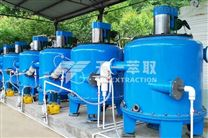 湿法提取金属钪的萃取设备