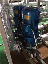 锅炉热水循环泵选型