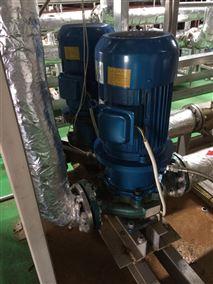 BYRG锅炉热水循环泵选型