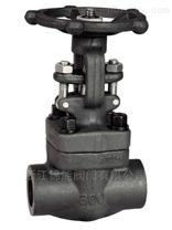 鍛鋼焊接截止閥J61Y