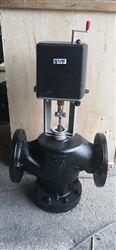 山西蒸汽用电动两通阀