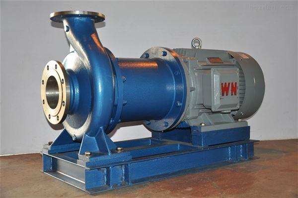 无泄漏磁力自吸泵选型