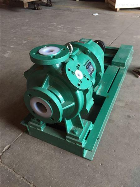 IHG耐腐立式管道泵