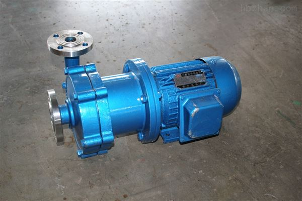 不锈钢耐高温磁力泵