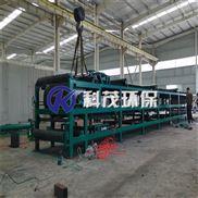 带式真空过滤机生产厂家 污泥脱水机