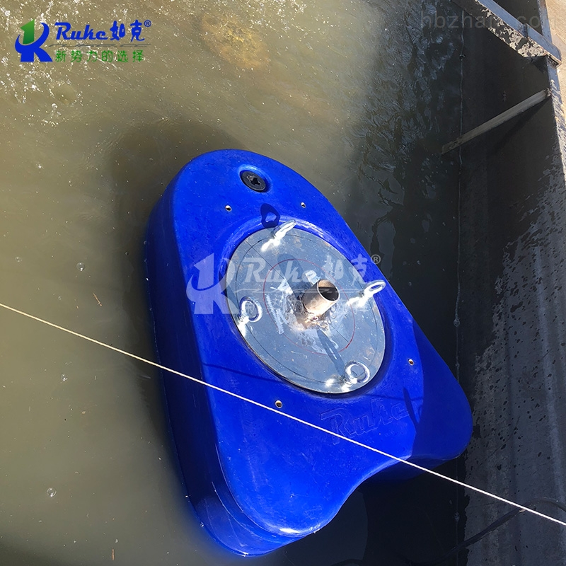 PRQ2200生态休闲景观水处理曝气机