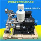 内置格兰富CM15系列厦门市一控二变频泵生活成套恒压供水设备