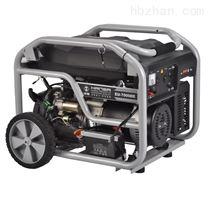 6千瓦单相汽油发电机移动便携应急电源