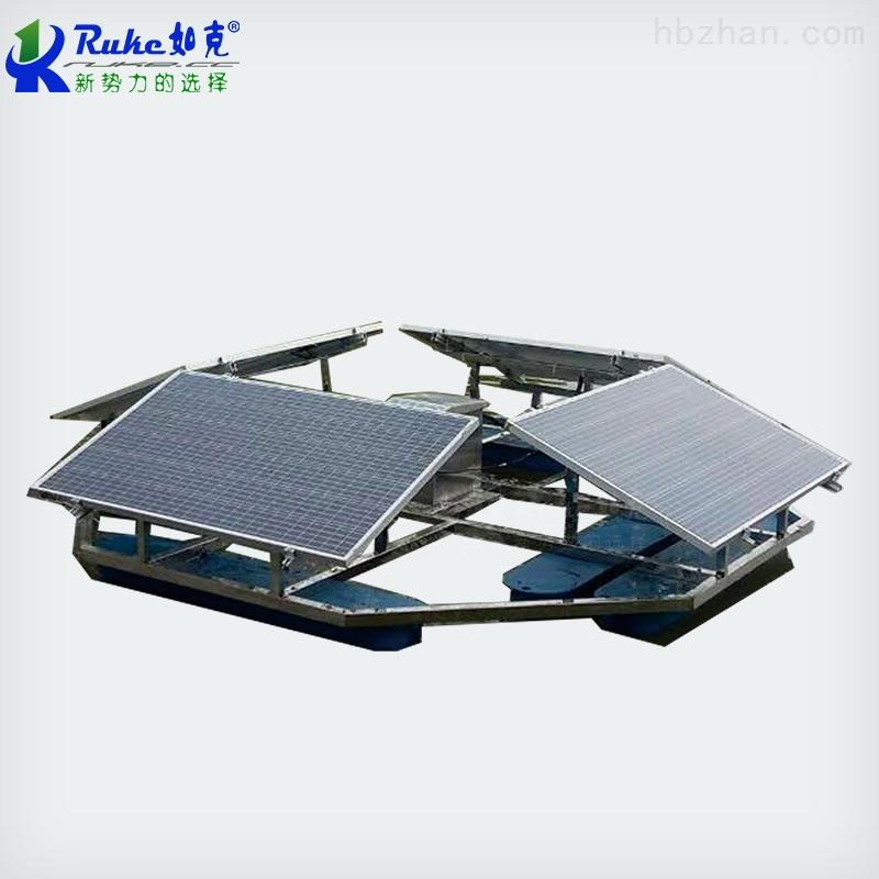 RSUN750-JC如克环保定制太阳能解层曝气机