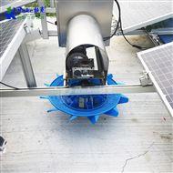 太阳能解层式曝气机