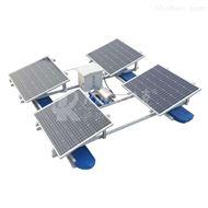 太阳能解层曝气机