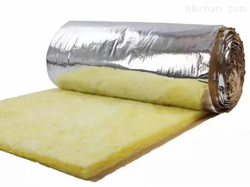 贴铝箔玻璃棉价格低质量好生产厂家