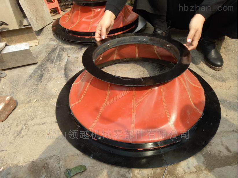 變徑伸縮軟連接防塵罩哪家公司專業生產?