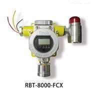 在线检测氨气浓度报警器 可联动排风扇