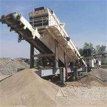 據說該設備生產的機制砂可以替代天然砂石