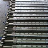 UHZ-111-C-50衬四氟防腐磁翻板液位计报价