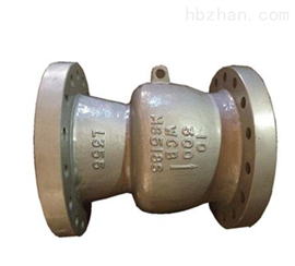HC42H軸流式止回閥
