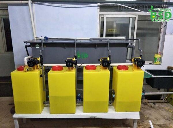 德令哈实验室废水污水处理设备安装步骤