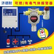 化工廠廠房二氧化氮濃度報警器,氣體探測報警器