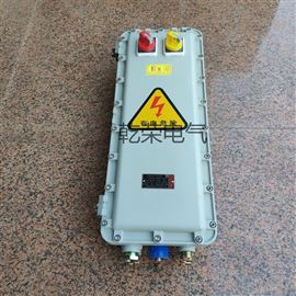 BXMD防爆升降高杆路灯控制箱带整套防爆附件