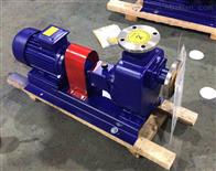 ZWP型不锈钢自吸杂质泵