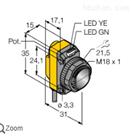 7700662高效率图尔克光电传感器LOP3.5M-BT18-VN6X2