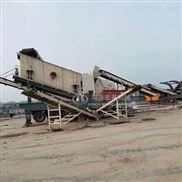 大型建筑垃圾处理设备,移动破碎站需要手续