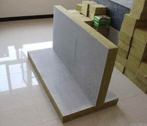 外墙复合岩棉板