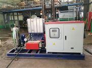 1500公斤电机驱动高压清洗机