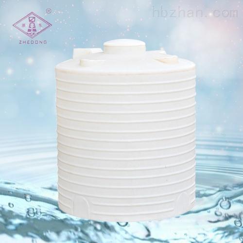 3吨软水储罐