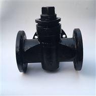 X44W三通铸铁旋塞阀