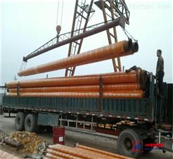 DN300玻璃钢架空保温管生产厂家