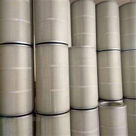 工業粉末回收濾筒鉆機除塵濾芯
