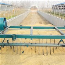 重庆猪粪处理设备发酵床翻耙机的参数