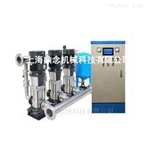 變頻泵管網疊加變頻恒壓供水設備
