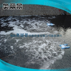 景观河道喷泉曝气机