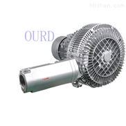 大風量雙段式高壓鼓風機