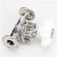 316L不锈钢卫生级隔膜阀