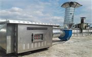 3000m³/h山东养猪场废气处理设备
