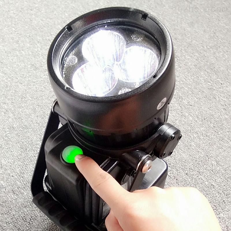 GMD5281-3*3WLED防爆移动照明灯300-500米