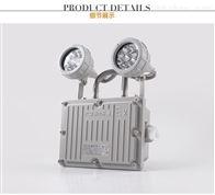商场停电应急疏散照明壁式RLB5双头应急灯