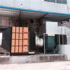 CNC加工中心靜電式油霧淨化器